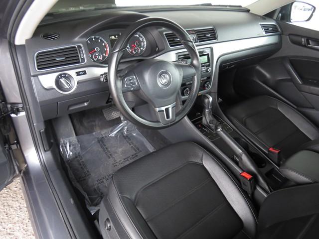 2015 Volkswagen Passat Wolfsburg Edition PZEV – Stock #V1770400
