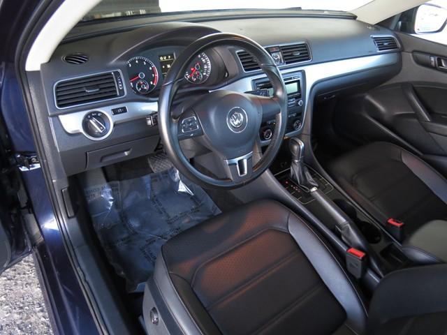 2015 Volkswagen Passat Wolfsburg Edition PZEV – Stock #V1770580