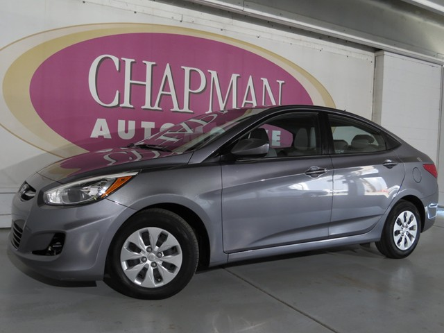 Used 2016 Hyundai Accent For Sale Stock V1771910