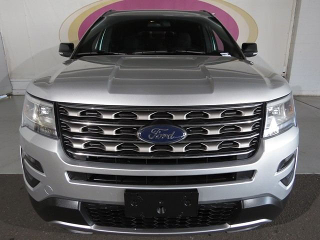 used 2016 ford explorer xlt stock v1772030 chapman. Black Bedroom Furniture Sets. Home Design Ideas