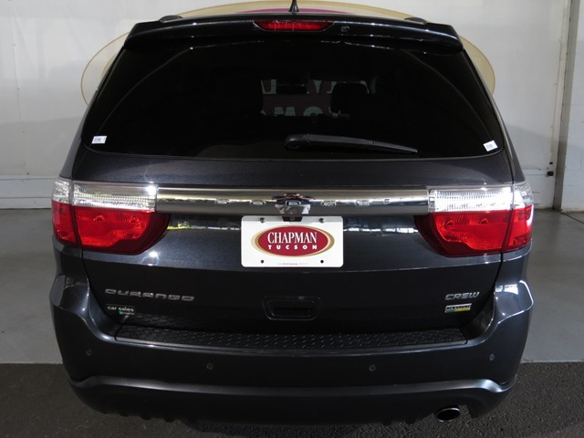 used 2013 dodge durango crew for sale stock v1772750. Black Bedroom Furniture Sets. Home Design Ideas