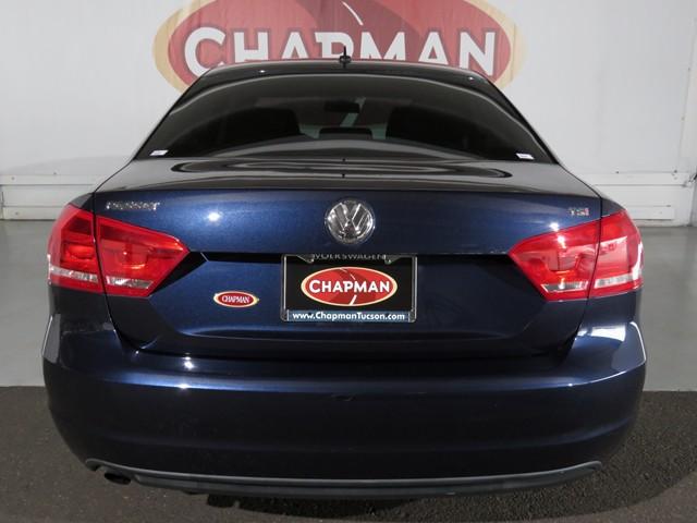 2014 Volkswagen Passat S PZEV – Stock #V1773470