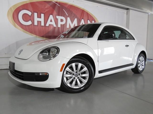 2016 Volkswagen Beetle 1.8T S PZEV Details
