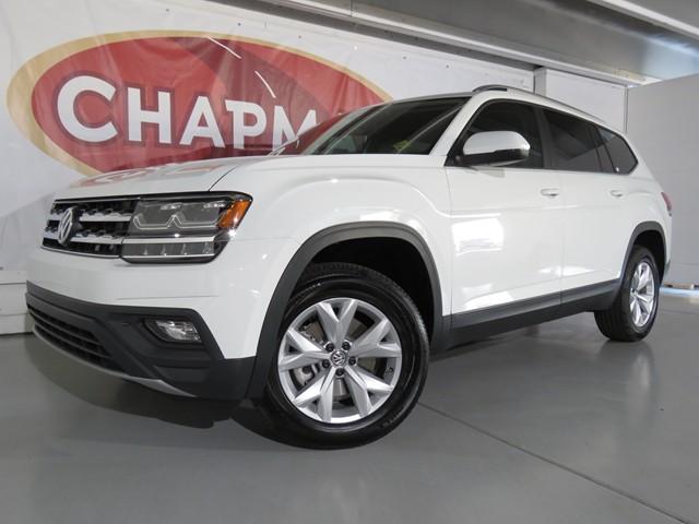 2018 Volkswagen Atlas V6 SE in Scottsdale, AZ - Stock#V1800260 | Chapman VW Scottsdale