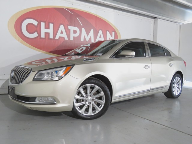 Used Buick LaCrosse Stock V Chapman Acura Tucson - Buick stock