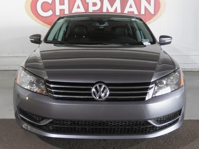 2015 Volkswagen Passat SE PZEV – Stock #V1870890