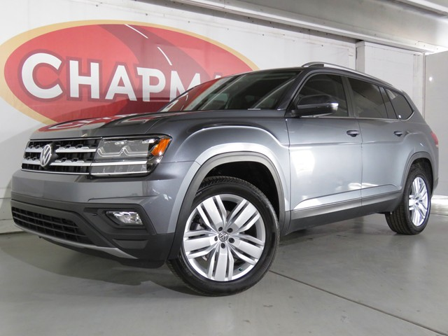 2019 Volkswagen Atlas V6 SE Technology