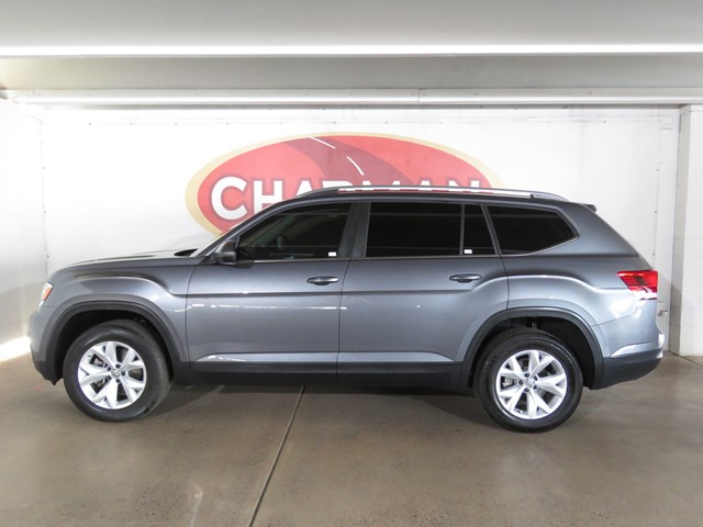 Certified Pre-Owned 2018 Volkswagen Atlas SE Tech 4Motion