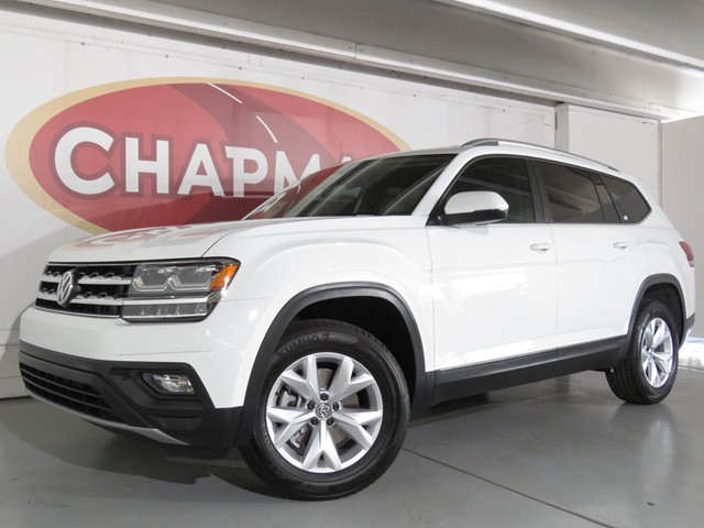 2019 Volkswagen Atlas 2.0T SE 8-Speed Automatic w/Manual Shift FWD