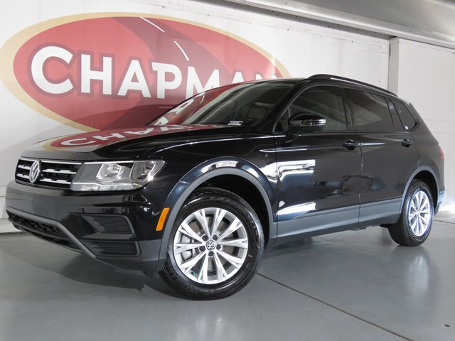 2019 Volkswagen Tiguan 2.0T S 8-Speed Automatic w/Manual Shift FWD