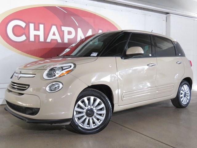 Used 2016 FIAT 500L Easy