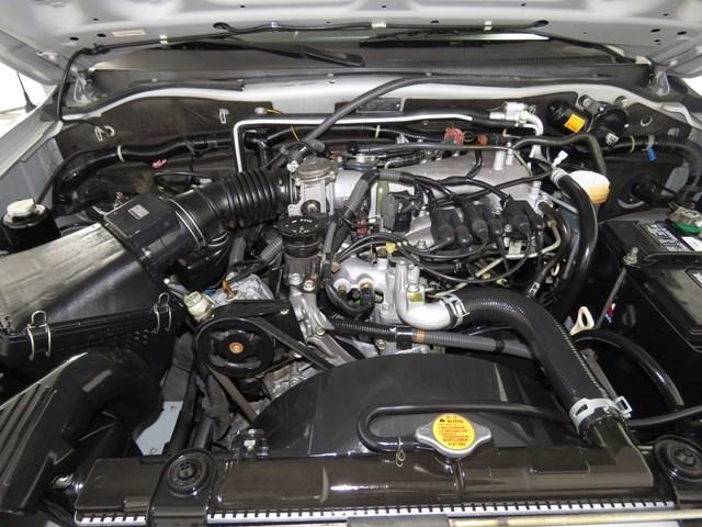 2003 Mitsubishi Montero Sport LS
