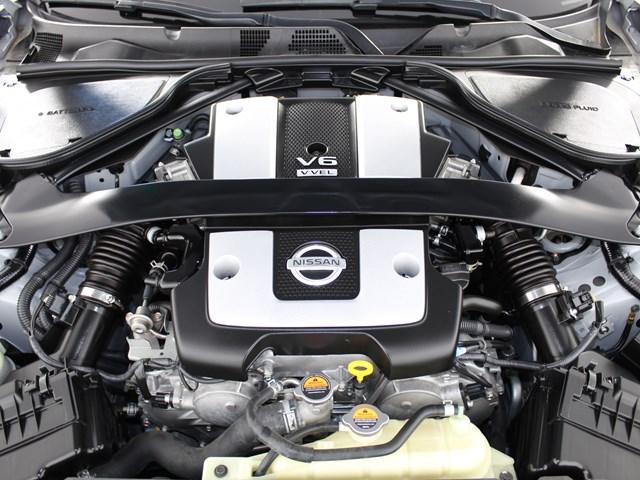 2019 Nissan 370Z Sport