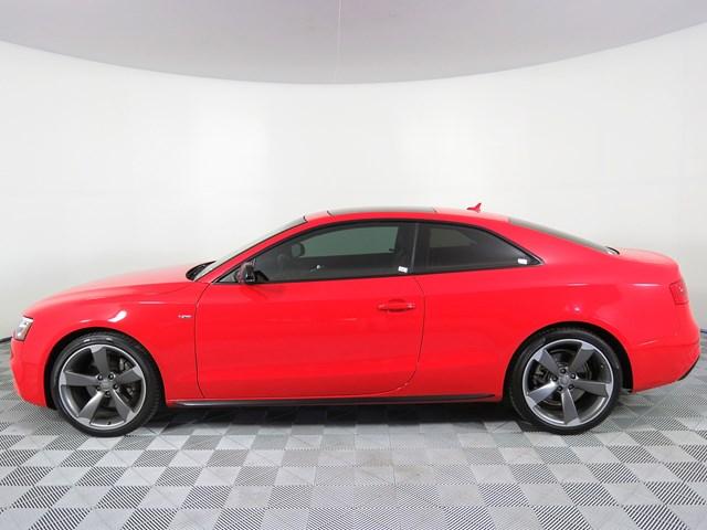 2015 Audi A5 2.0T quattro Prestige