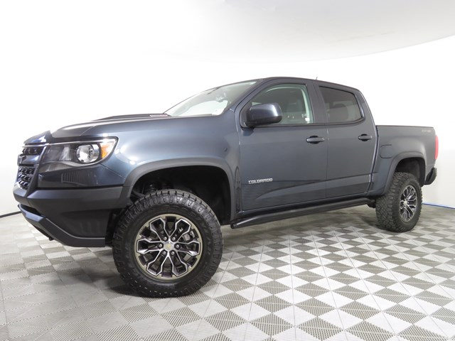 2019 Chevrolet Colorado ZR2 Crew Cab