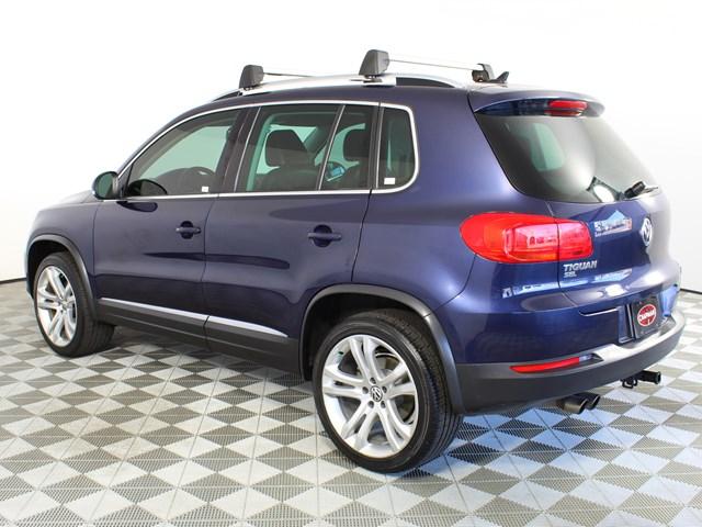 Used 2016 Volkswagen Tiguan 2.0T SEL
