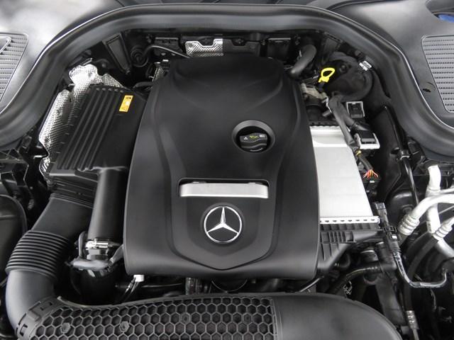 2017 Mercedes-Benz GLC 300 4MATIC