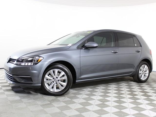 2020 Volkswagen Golf TSI 8A