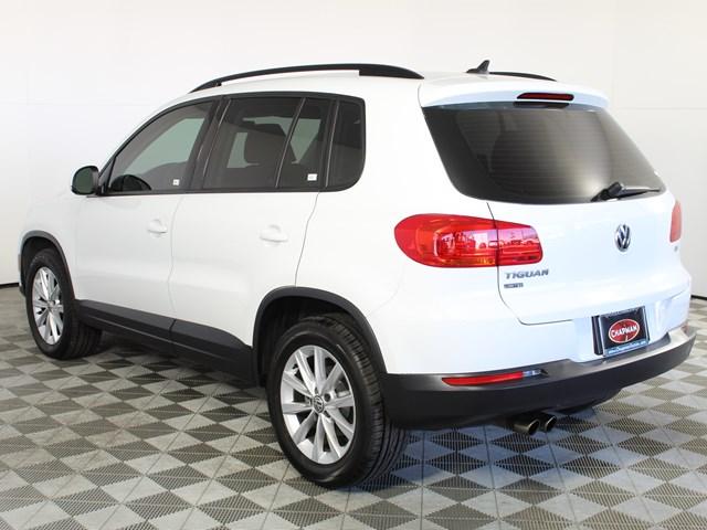 2018 Volkswagen Tiguan 2.0T Limited