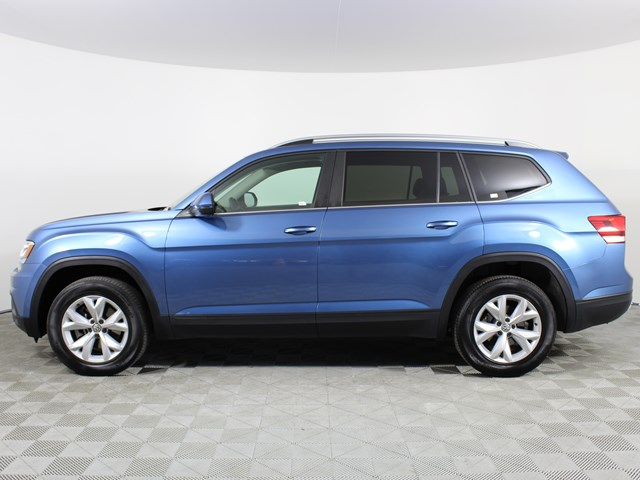 Used 2019 Volkswagen Atlas SE Tech