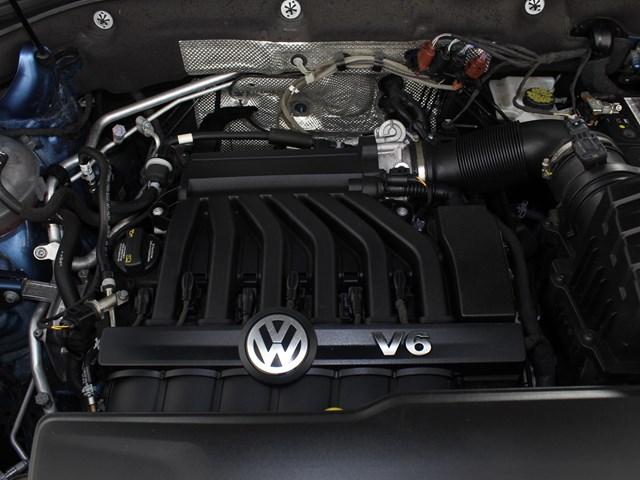 2019 Volkswagen Atlas SE Tech