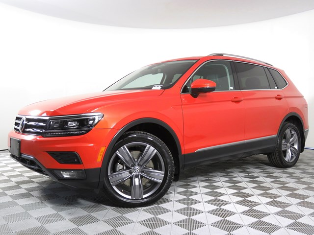 Used 2018 Volkswagen Tiguan 2.0T SEL Premium