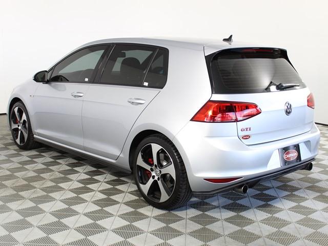 Certified Pre-Owned 2016 Volkswagen Golf GTI Autobahn