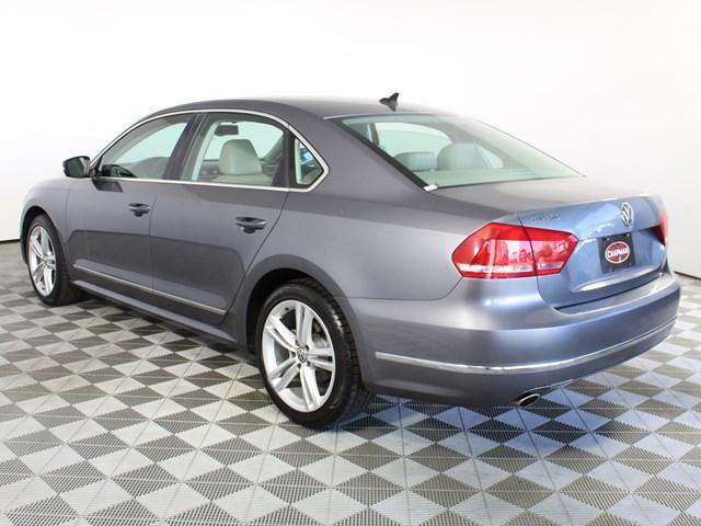 Used 2014 Volkswagen Passat 2.0L TDI SEL Premium