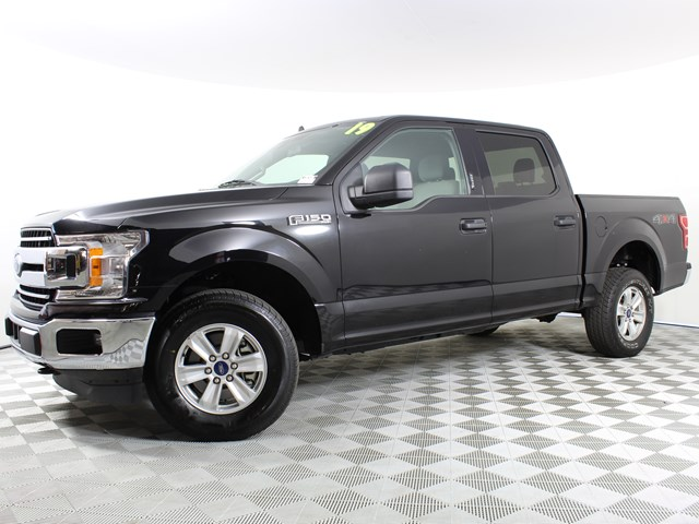 Used 2019 Ford F-150 XLT Crew Cab
