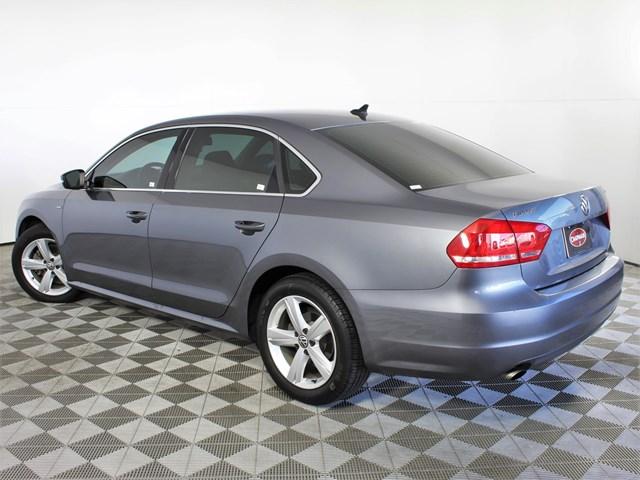 Certified Pre-Owned 2015 Volkswagen Passat 1.8T S PZEV