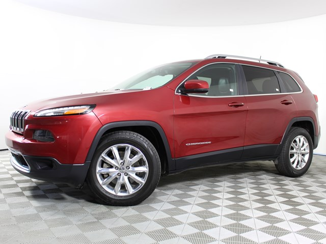 Used 2017 Jeep Cherokee Limited