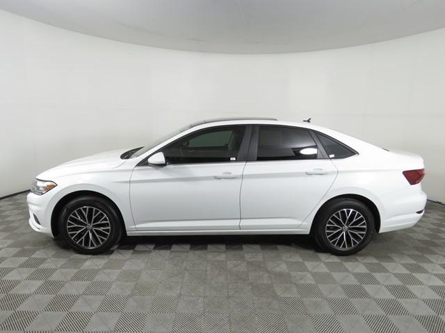 2020 Volkswagen Jetta 1.4T SE SULEV