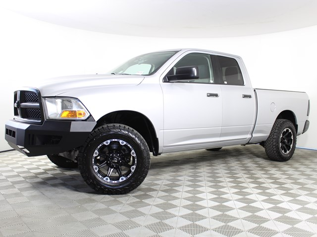 2012 Ram 1500 Outdoorsman Extended Cab