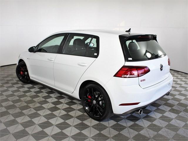 2021 Volkswagen Golf GTI SE 7A