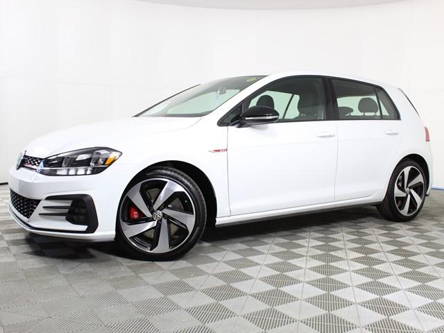 2021 Volkswagen Golf GTI S