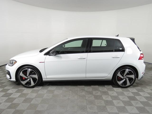 2021 Volkswagen Golf GTI S 7A
