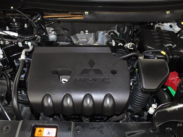 2016 Mitsubishi Outlander SE