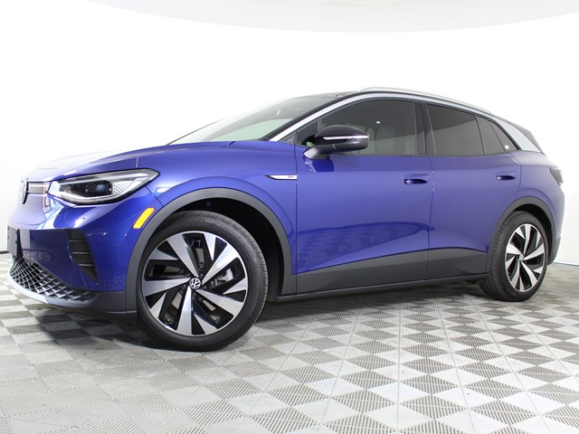 2021 Volkswagen ID.4 1st Edition 4dr Crossover