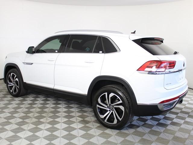 Used 2020 Volkswagen Atlas Cross Sport V6 SEL Premium 4Motion
