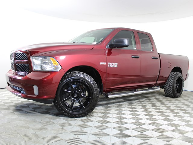 2017 Ram 1500 Express Extended Cab