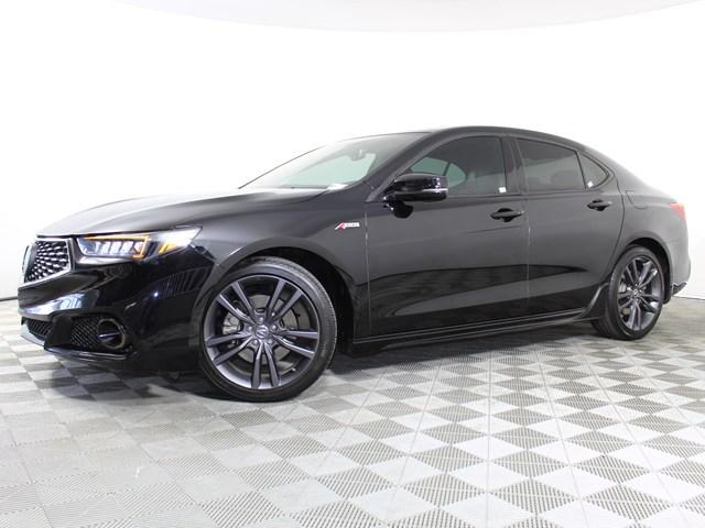 2019 Acura TLX V6 w/Tech w/A-SPEC