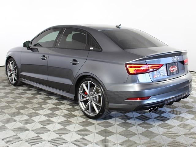 Used 2018 Audi S3 2.0T quattro Prem Plus