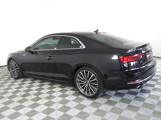 2018 Audi A5 2.0T quattro Prestige