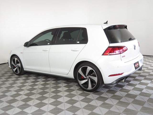 Certified Pre-Owned 2019 Volkswagen Golf GTI Autobahn
