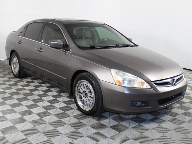 Used 2006 Honda Accord EX w/Navi