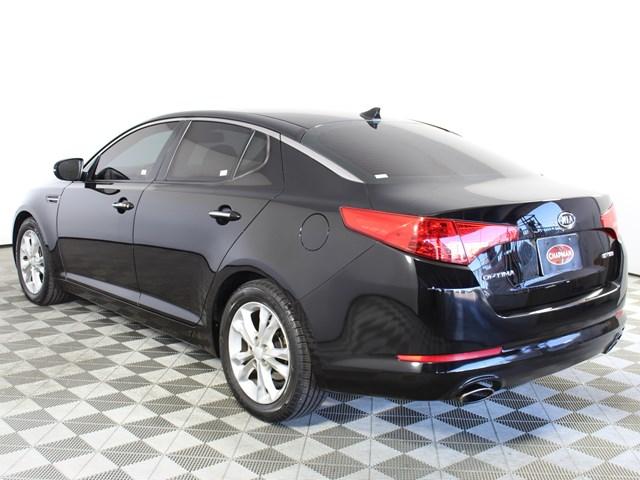 Used 2012 Kia Optima EX