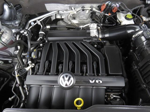 2019 Volkswagen Atlas V6 SE Tech 4Motion