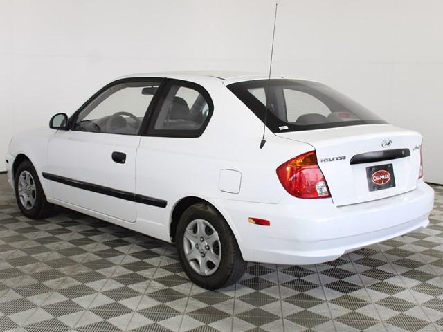 Used 2004 Hyundai Accent