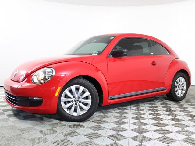 2015 Volkswagen Beetle 1.8T PZEV