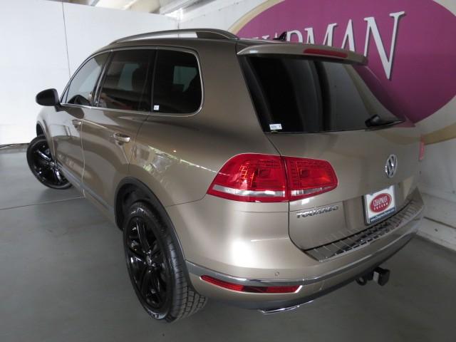 2017 Volkswagen Touareg V6 Wolfsburg in Tucson, AZ - Stock ...